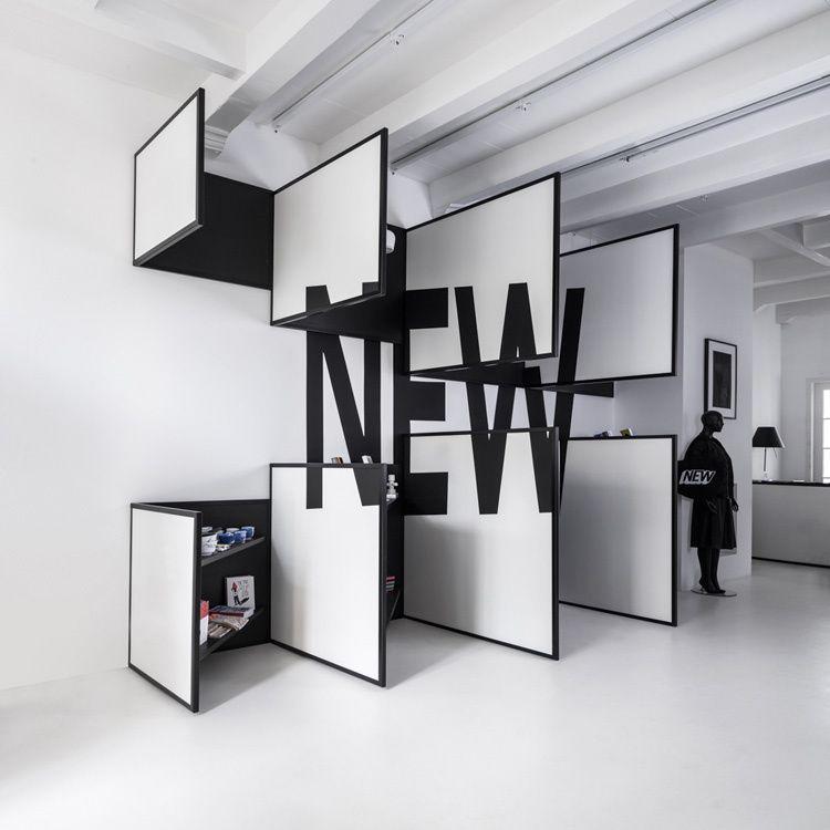 Les typographies sont des architectures qui s\'expriment chaque jour ...