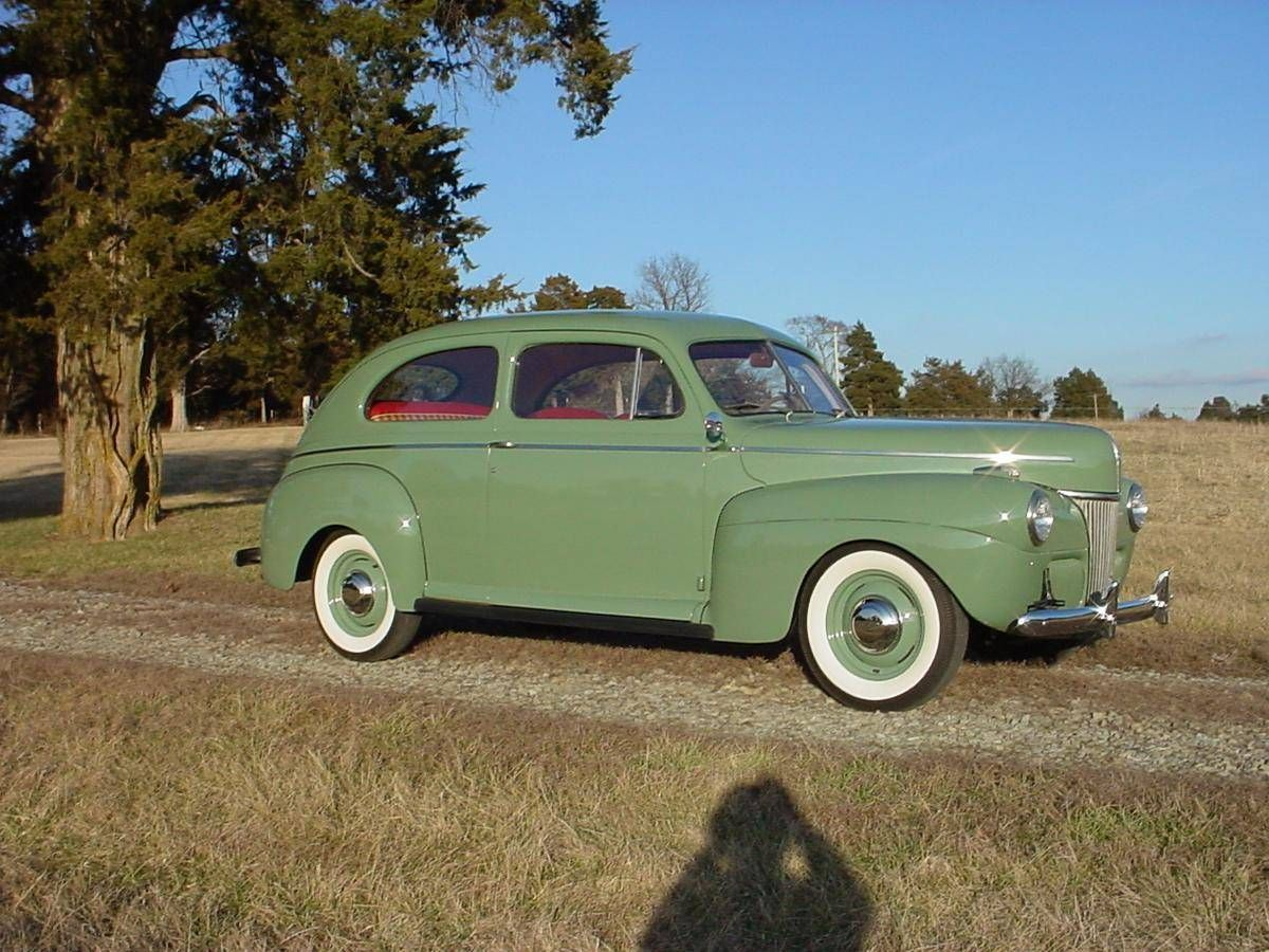 1941 Ford V 8 Deluxe Tudor Sedan To 1950 Carz Pinterest Mercury 4 Door Us Cars Model Car
