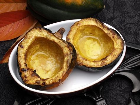 Smoked Acorn Squash Recipe Smoked Food Recipes High Potassium