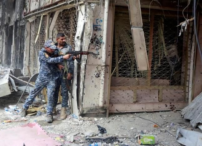 ISIS are hours away from losing their last bastion in Iraq but the militant group lives on bit.ly/2sRbUni