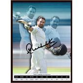 Sachin Ramesh Tendulkar is an icon for every sports-lover across the world. His dedication towards his sport and his undying spirit to perform and perform well makes every cricket enthusiast look up to him with respect and adoration. Adulate you favourite hero on his special day by owning this special print with digital signature of the Master Blaster himself.