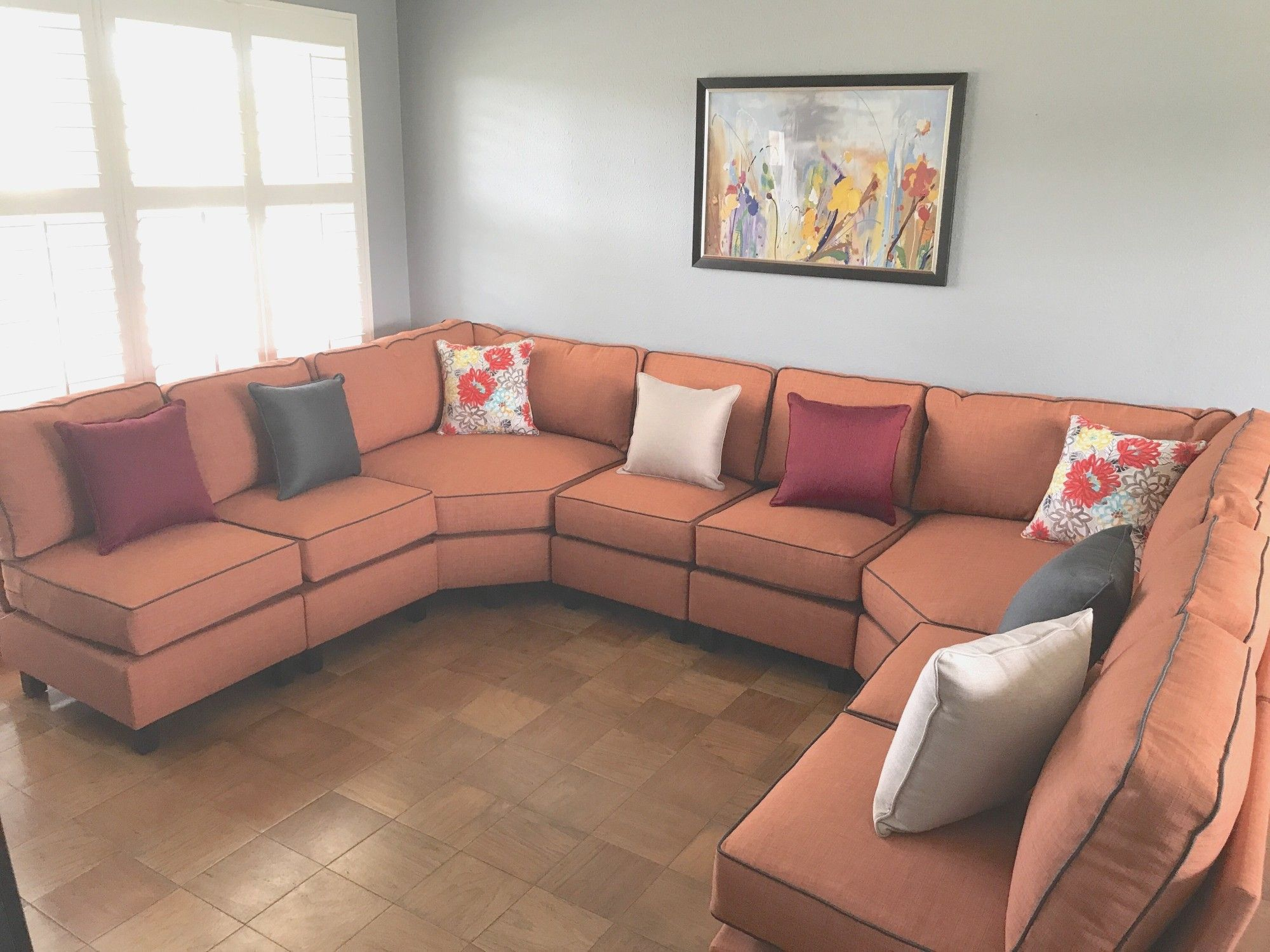 8 Way Hand Tied Sofa Manufacturers Leather