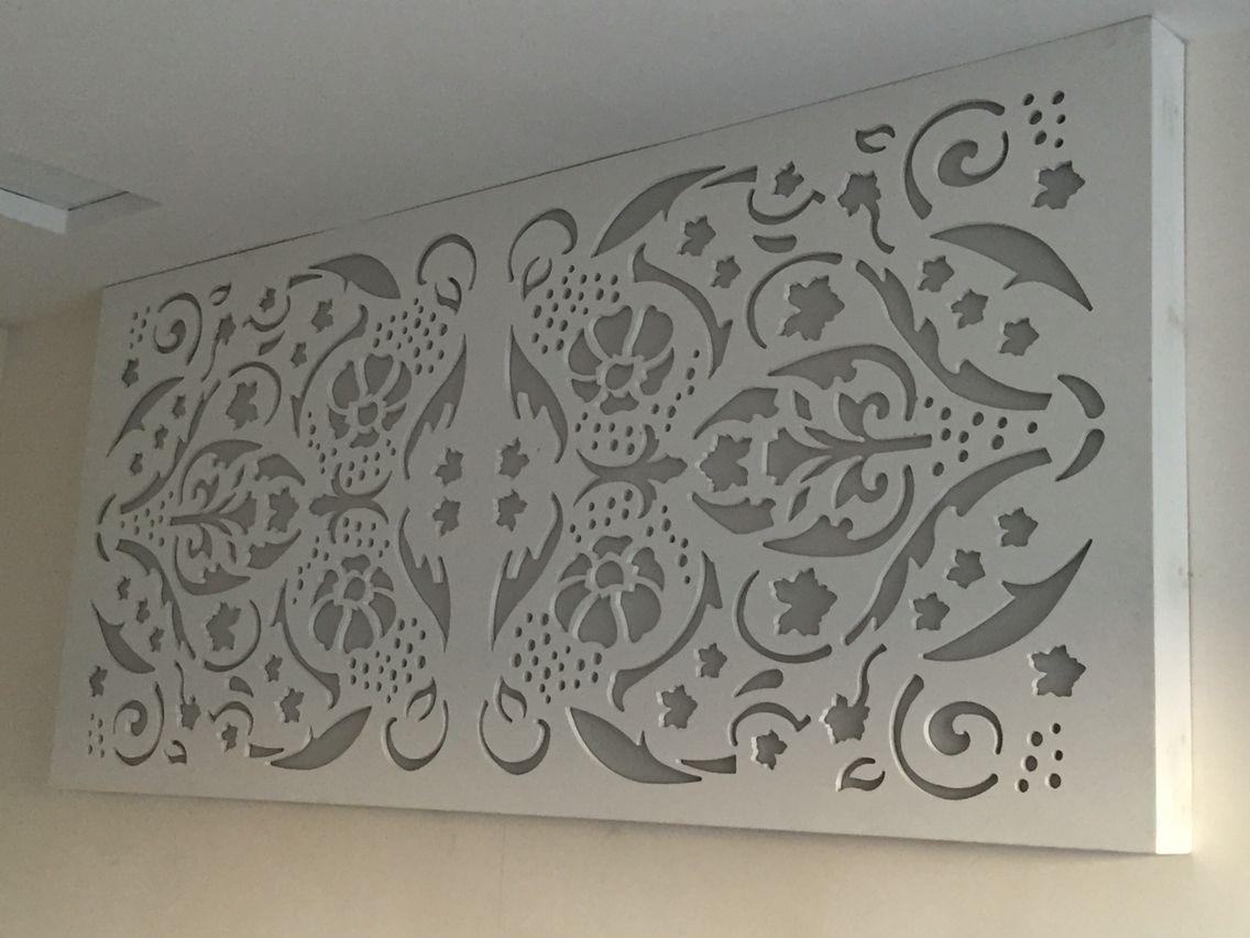Prodigio Oujda Maroc Decoupe Laser Plafond Art Islamique