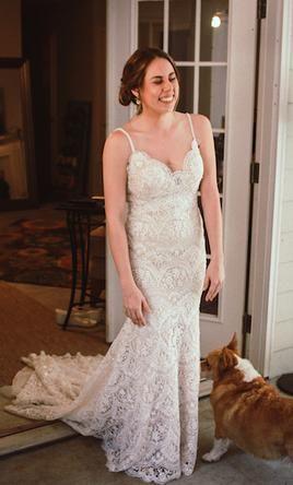 Watters Wtoo By Watters Elise Wedding Dress Used Size 4 800