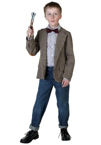 Child Doctor Professor Costume - Iu0027m getting desperate; Noah really wants to be the 11th Doctor. Iu0027ve got a bow tie and suspenders a shirt and the sonic ...  sc 1 st  Pinterest & Child Doctor Professor Costume - Iu0027m getting desperate; Noah really ...