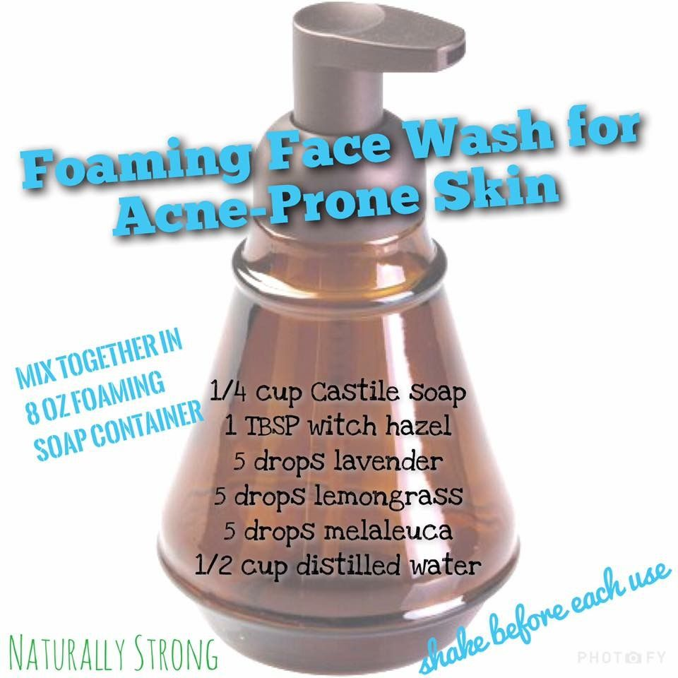 Todayus diyfriday is foaming face wash for those of us with acne