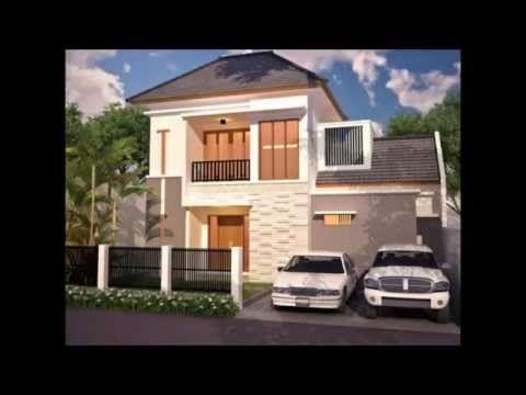 desain rumah type 120 minimalis modern   desain rumah