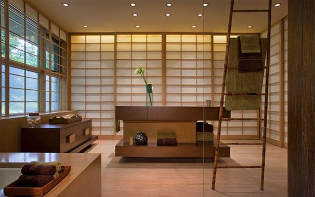 Japanese inspired bathroom design ideas natural asian inspired bathroom