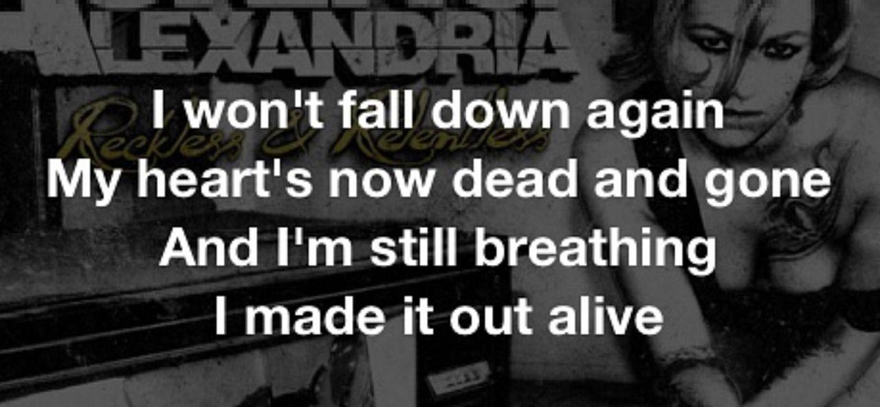 Asking Alexandria Asking Alexandria Alexandria Lyrics