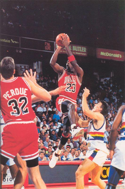 89/90 MJ vs Cleveland
