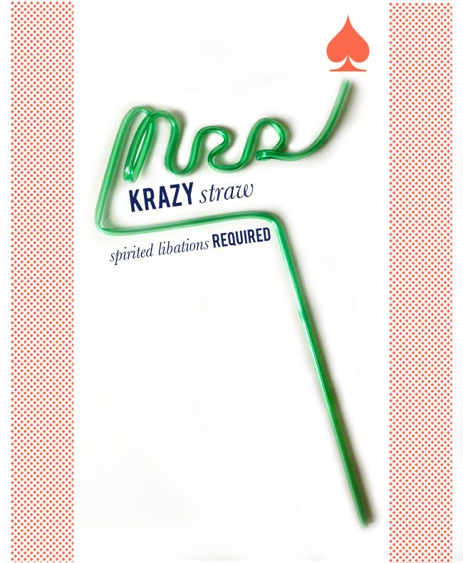 custom krazy straws