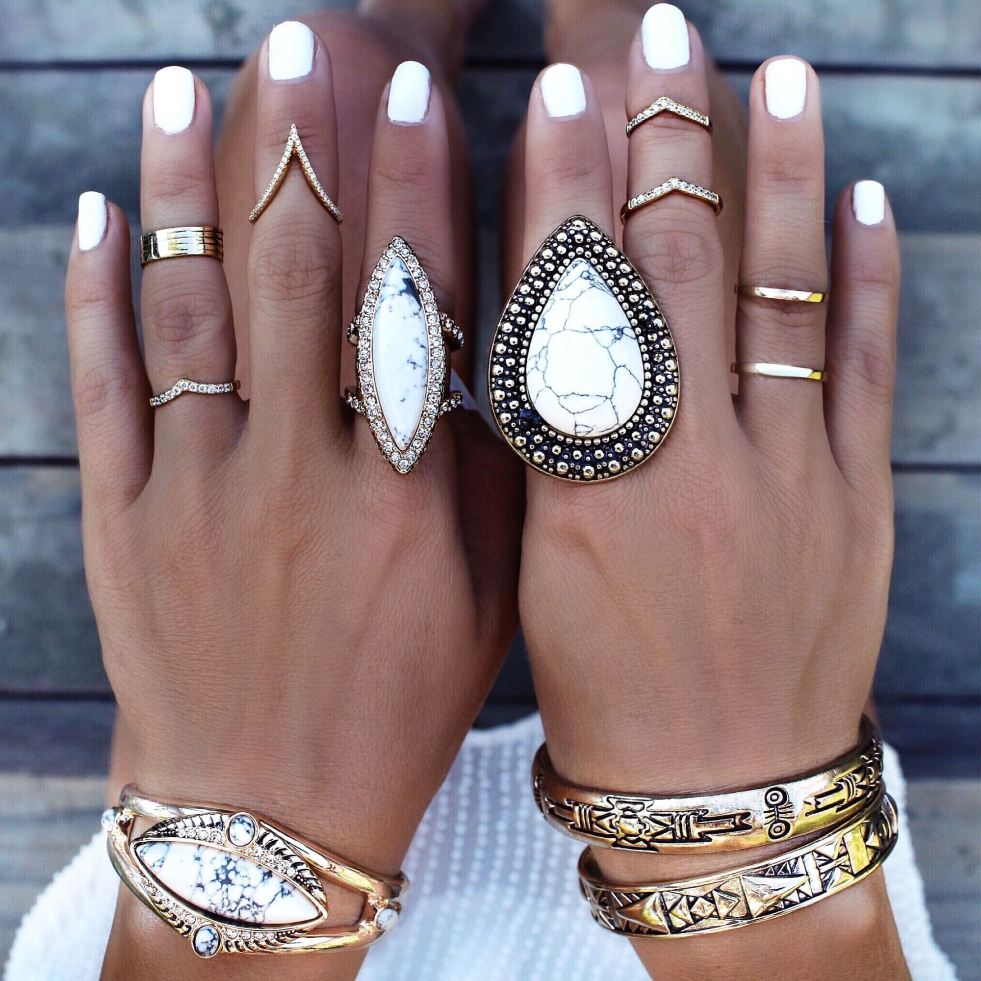 GypsyLovinLight: rings