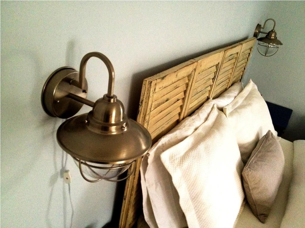 Plug In Wall Sconce Restoration Hardware - http://www ... on Plugin Wall Sconce Lights id=73547