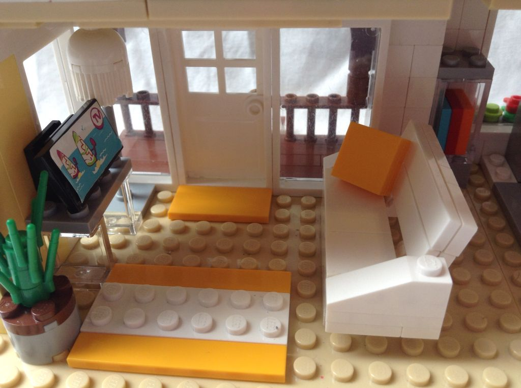 Best Modern Lego Living Room With Images Lego Kitchen Lego 640 x 480