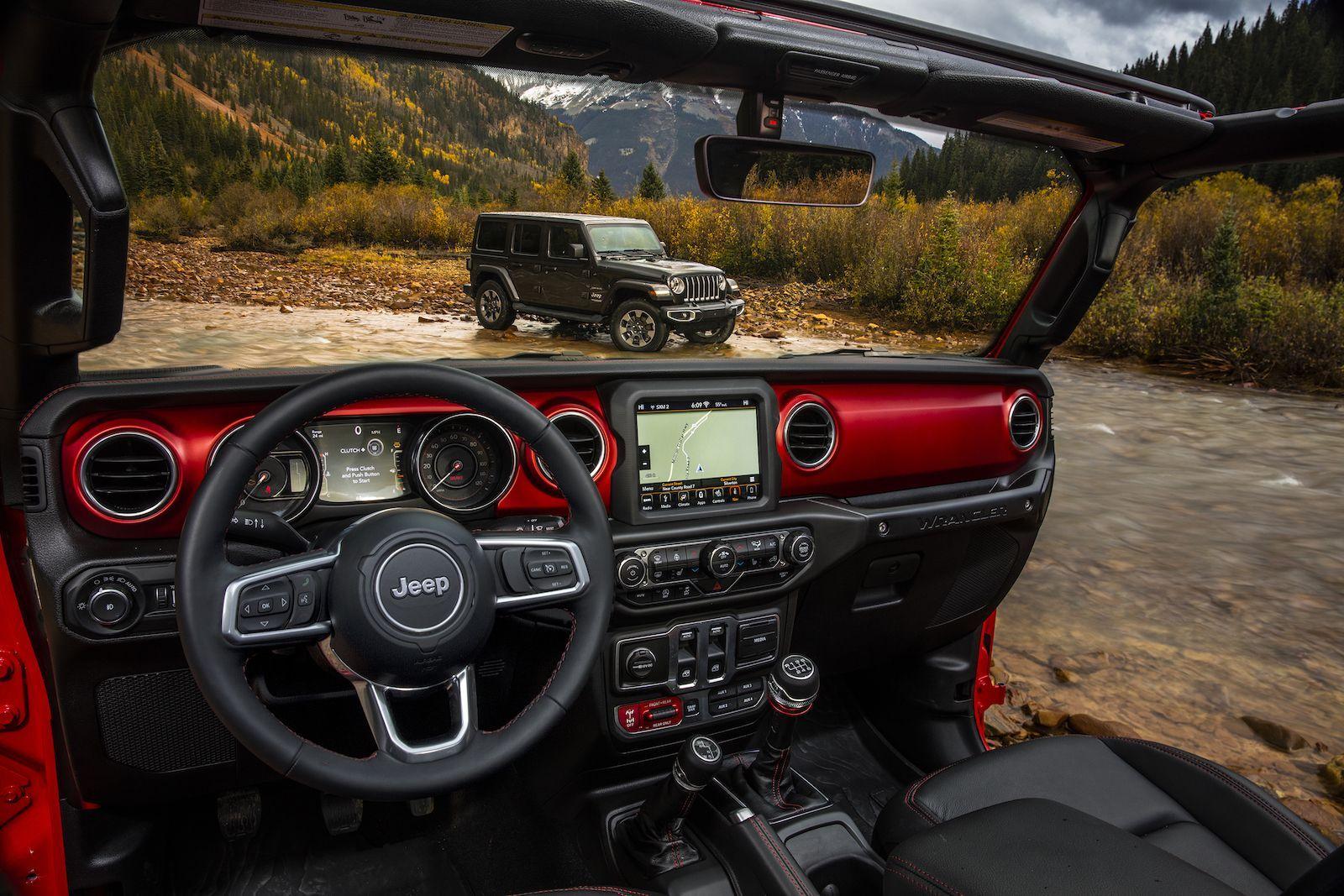 2019 Jeep Wrangler Unlimited Interior Google Search Jeep
