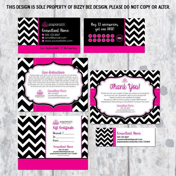 Paparazzi sales bundle with business card thank you label gift paparazzi sales bundle with business card thank you label gift card and jewelry care instructions reheart Choice Image