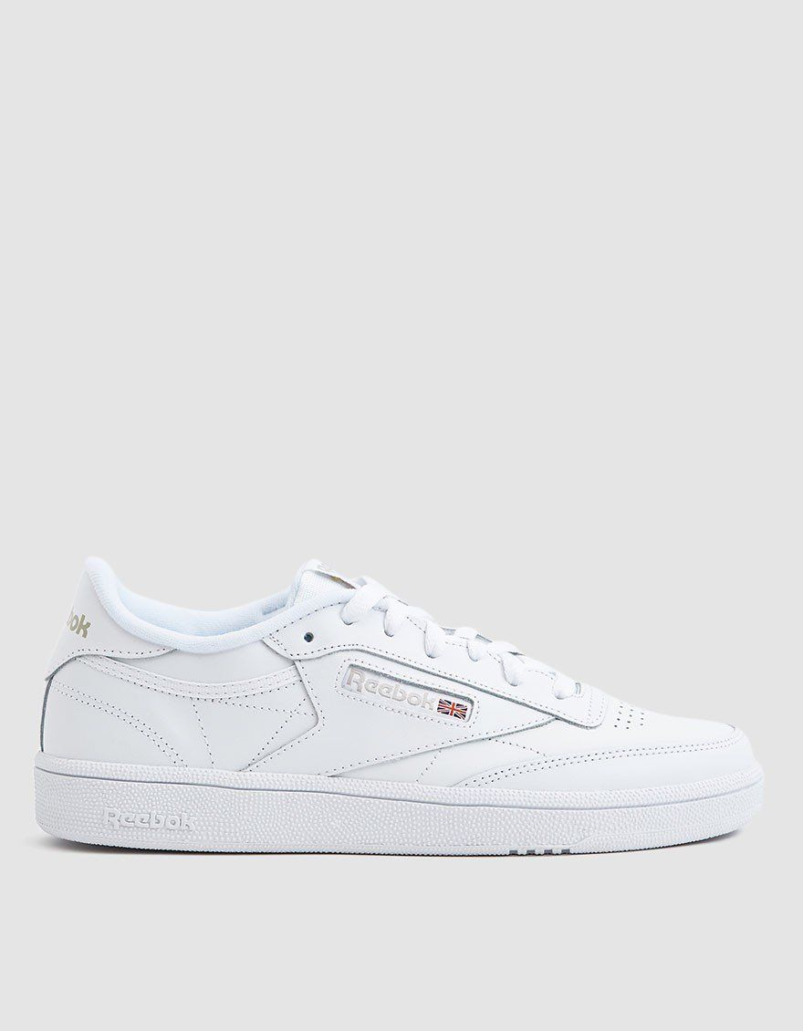 722d56cc1c89 Club C 85 Sneaker in WhiteLight Grey Shoes With Leggings