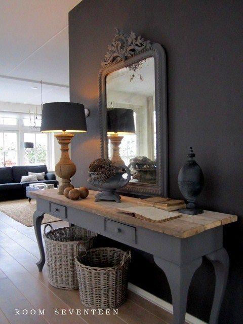 10 idées pour sublimer son entrée | Entrees, Salons and House