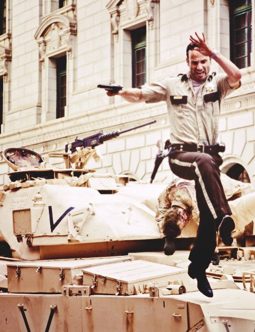 Rick Grimes ~ Season 1 ~ The Walking Dead