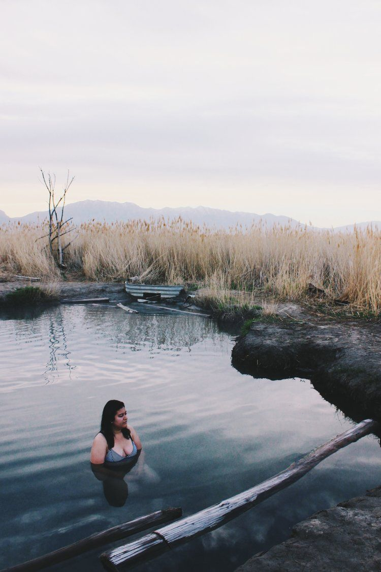 Utah: Saratoga Hot Springs — Maddily