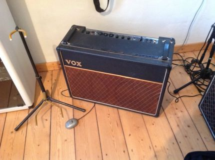 Vox AC 30 , real Vintage top boost ca. 1964 in Nordrhein-Westfalen - Haltern am See | Musikinstrumente und Zubehör gebraucht kaufen | eBay Kleinanzeigen