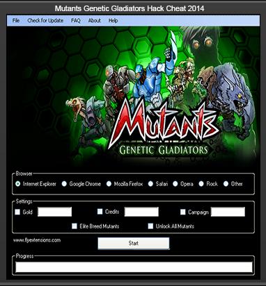Mutants Genetic Gladiators Hack 2018 Download  Download