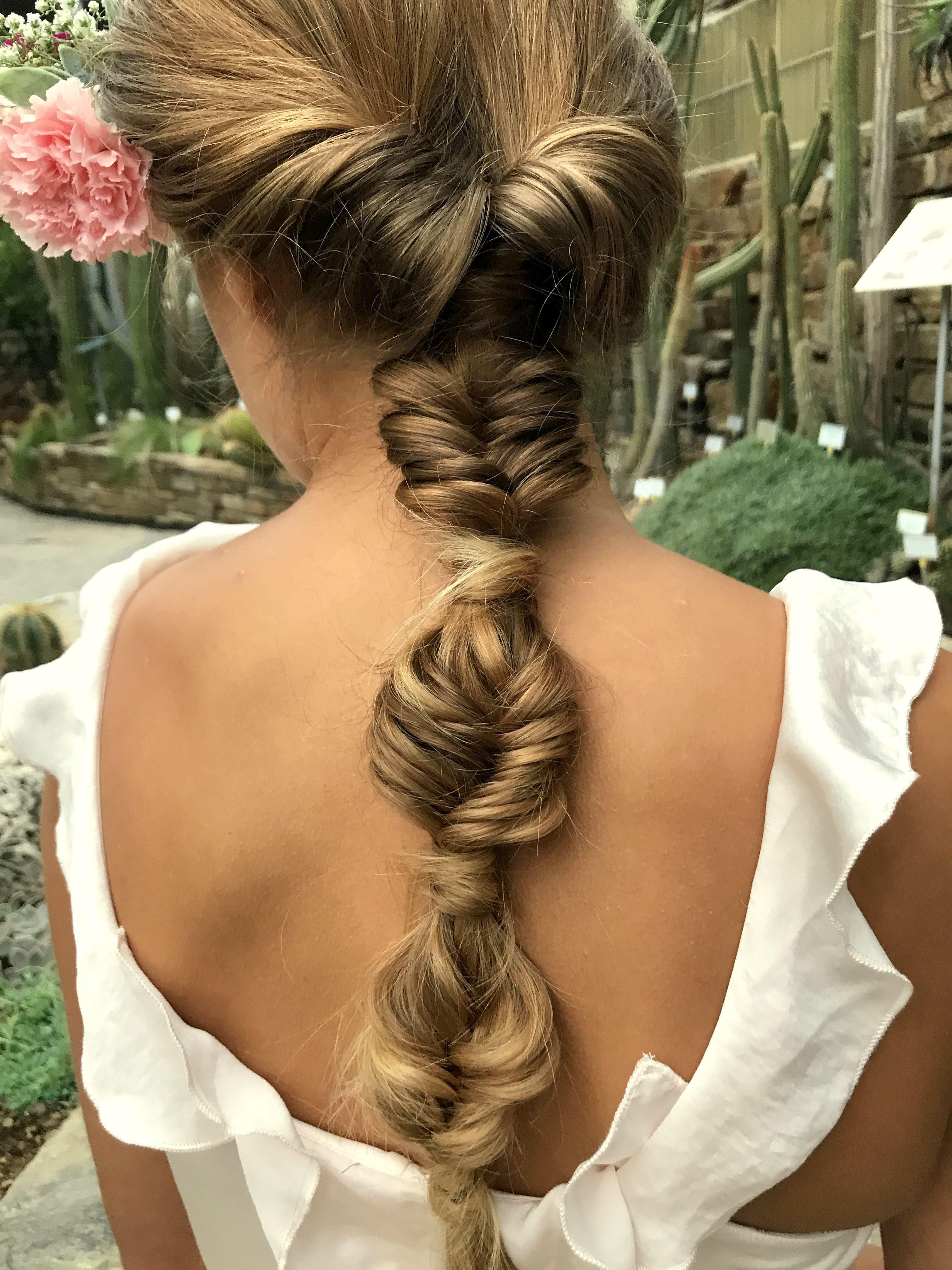 Súper fácil peinados para boda Fotos de las tendencias de color de pelo - Peinados de novia Trenzas | Peinados boda pelo largo ...