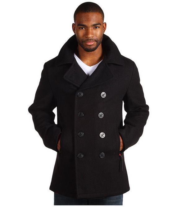 1000  images about Pea Coat on Pinterest | Wool Double breasted