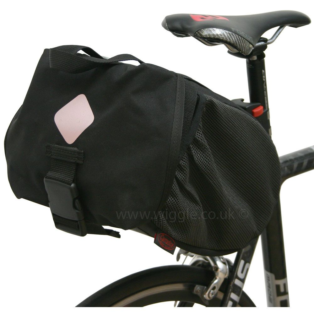 Carradice Sqr Trax Saddlebag Saddle Bags Bags Cycling
