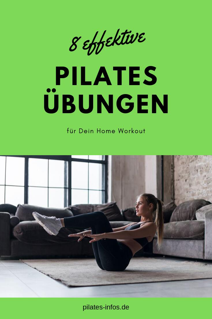 Photo of 8 effektive Pilates-Übungen für Ihr Heimtraining