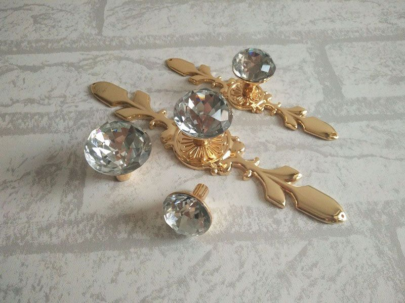 Pin On Crystal Knobs Amp Handles