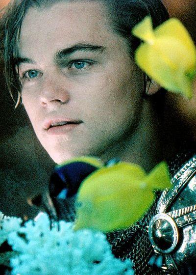 Romeo&Juliet...when leo first stole my heart...