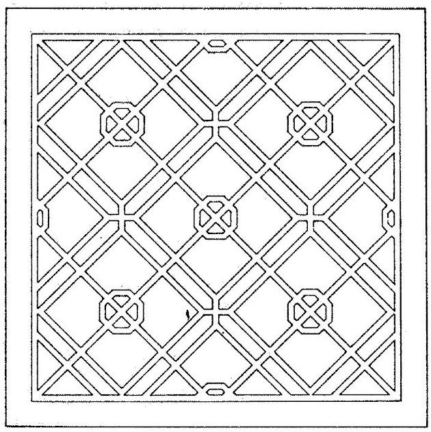 Basic Geometric Shapes Coloring Pages