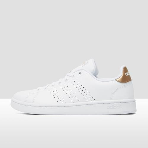 advantage sneakers wit/goud dames in 2020 | Sneaker, Wit ...