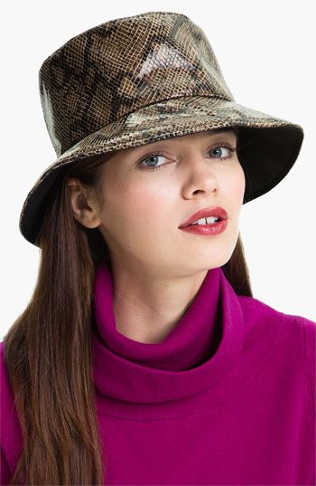 Eric Javits 'Boa' Rain Hat available at #Nordstrom