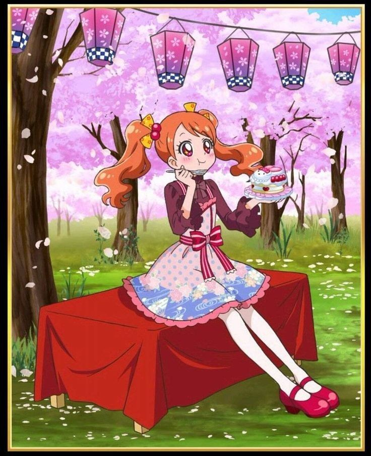 Pin by Eden Frederickson on kira kira precure a la mode in