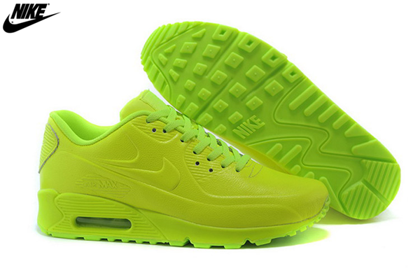 Wholesale Nike Air Max 90 VT Fluorescent YellowWhite