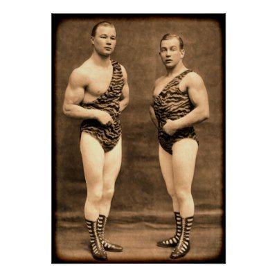 Vintage Circus Strongman | vintage_circus_strongman_poster-ra05413468ef84b05a52412de83d259e0 ...