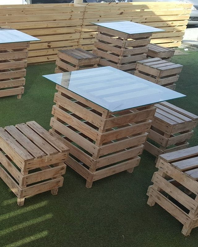 42 Unique Diy Projects Made From Wood Pallets Pallet