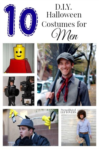 diy halloween costumes for men - Funniest Diy Halloween Costumes