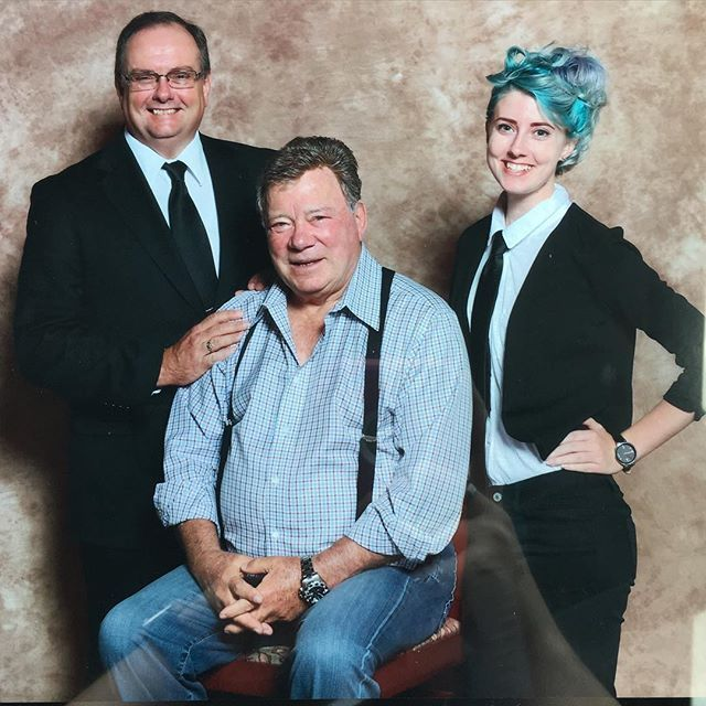 #megacon2016 was so much fun! Agent L (Dad) and Agent S (me) got to ...