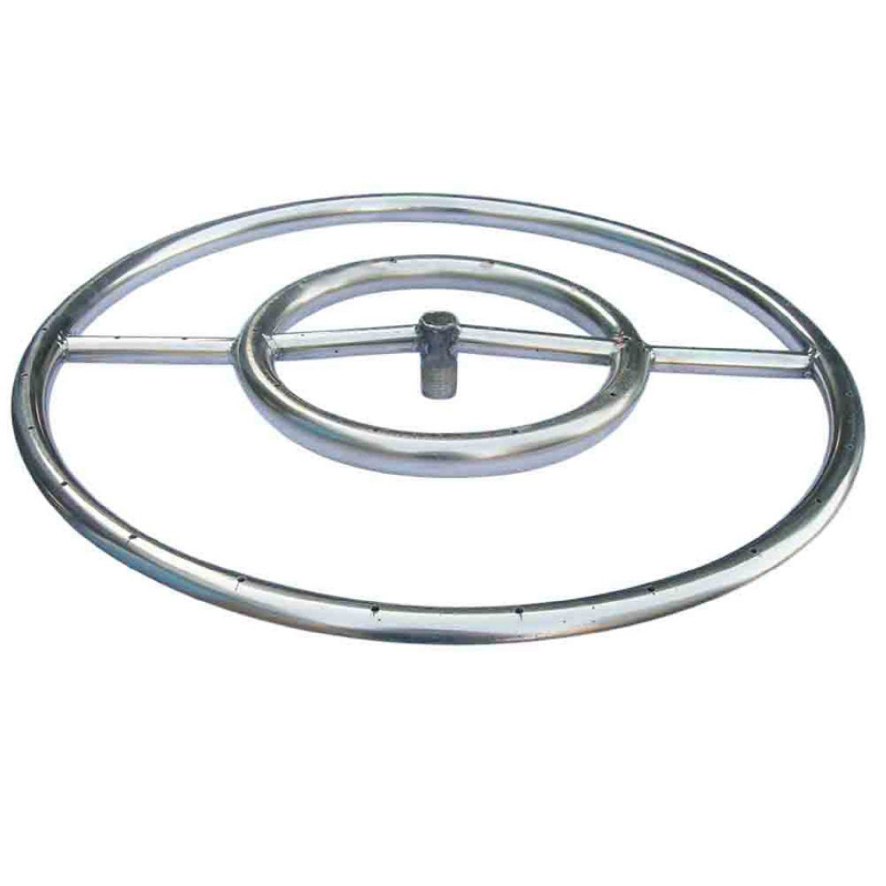 tretco 18 in stainless steel fire pit ring obrss 18r pinterest