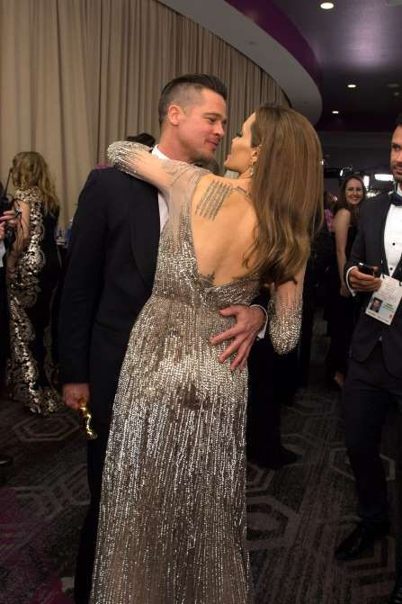 86th Annual Academy Awards Oscars, Backstage, Los Angeles, America - 02 Mar 2014 - REX/Mandatory Credit - A.M.P.A.S