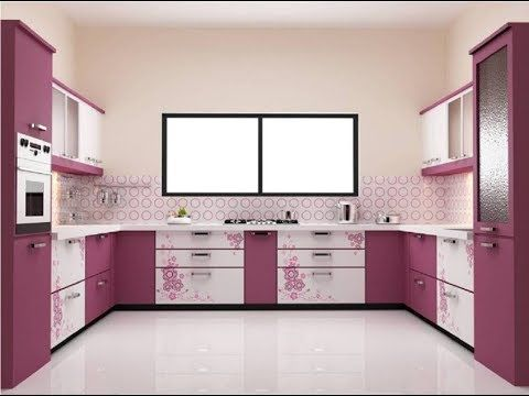 Modular Kitchen Design Simple And Beautiful Youtube Home Decor