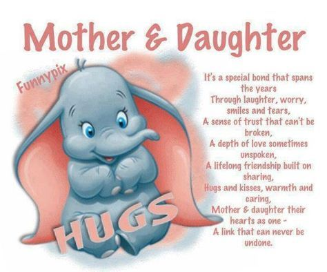 Mother Daughter Poem For My Precious Daughter Daughter