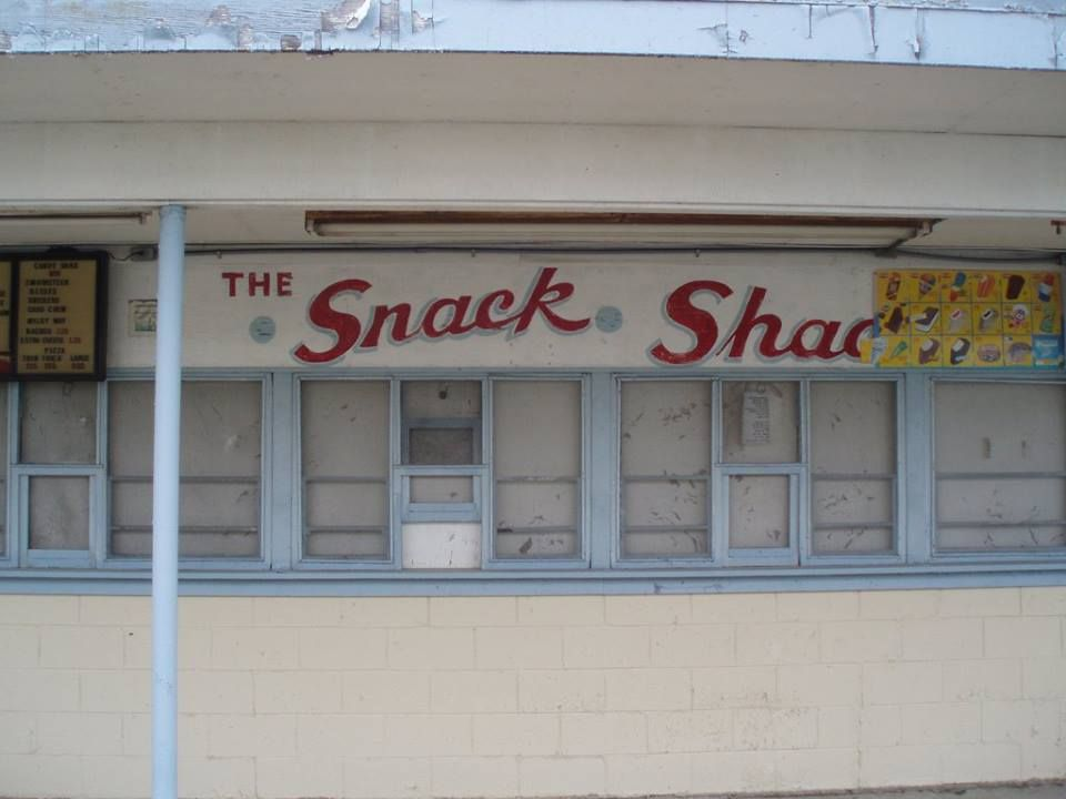 Swimland Snack Shack Oh The Hours And The Spent Here Snack Shack Snacks Neon Signs