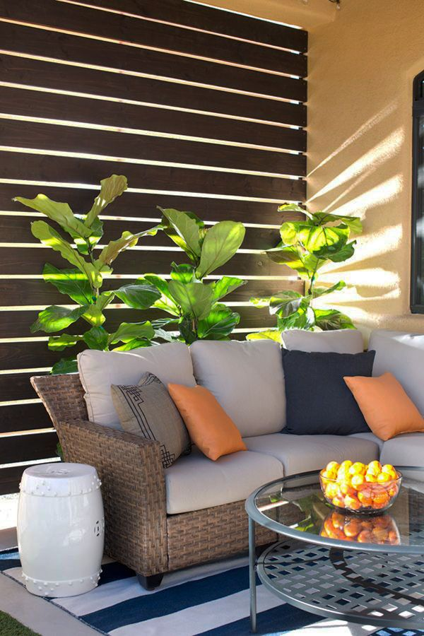 Trendy 10 x 20 deck ideas to inspire you | Outdoor privacy ...