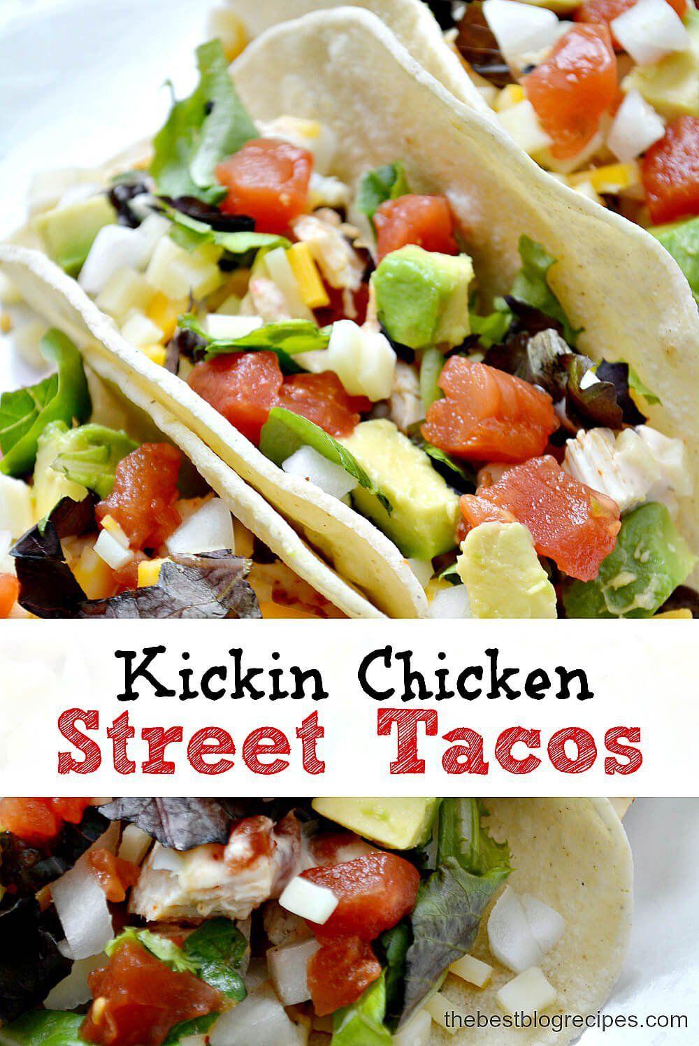 Easy Weeknight Mexican Chicken Dinner Recipes Street