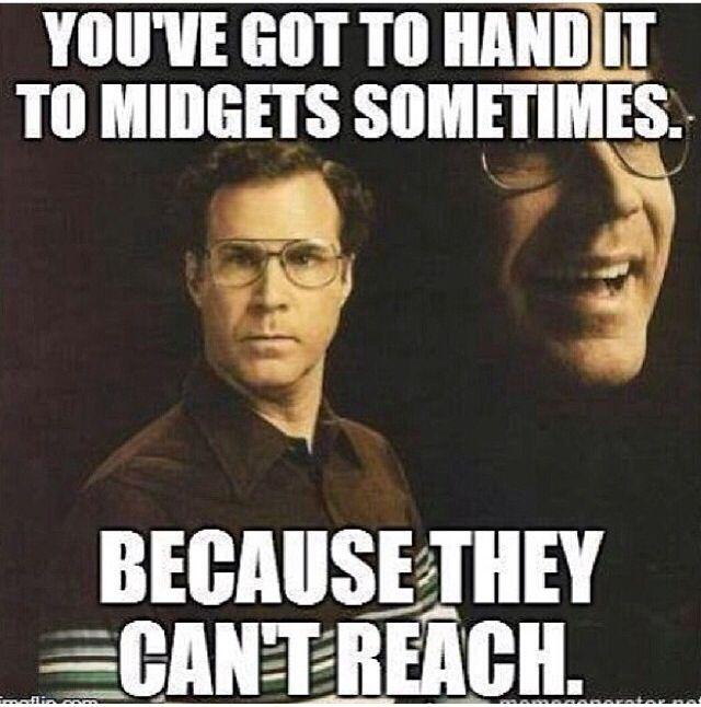 Clean midget jokes