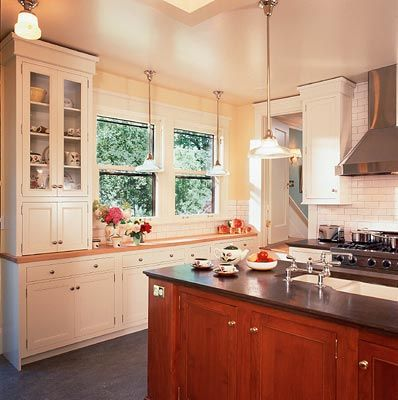 Surprising White Uppers Cherry Lowers White Brick Backsplash Download Free Architecture Designs Grimeyleaguecom
